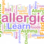 Allergy Reaction and Clears Up
