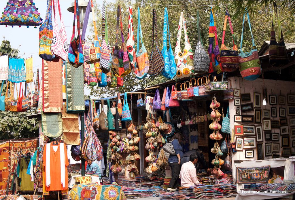 Bargaining while Purchasing from Local Markets in India
