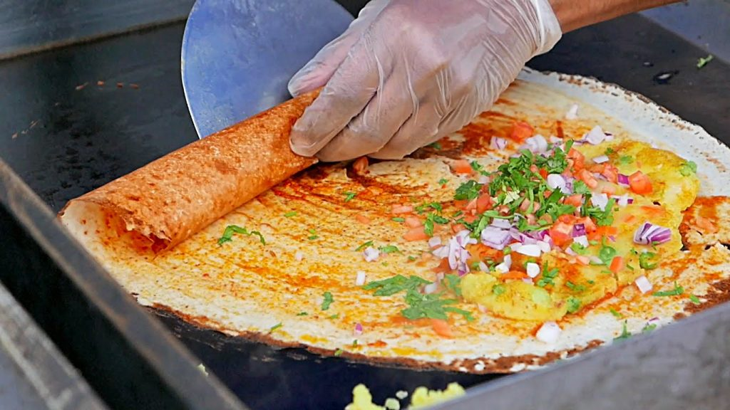 Hygienic Street Food in India