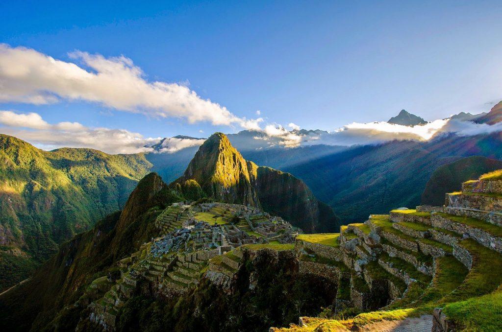 Machu Picchu Trip Peru