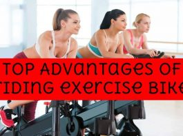 dvantages of Riding Exercise Bike