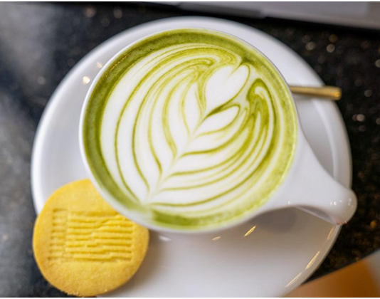 Matcha Smoothie Recipe