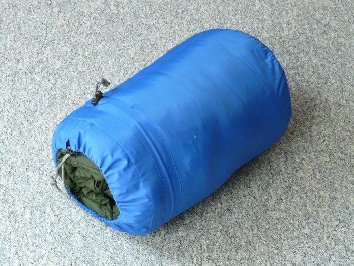 Hunting Sleeping Bag with Sleeves